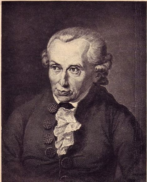 O Εμμάνουελ Καντ (Immanuel Kant), γεννήθηκε στις 22 Απριλίου του 1724 στο Καίνιξμπεργκ της Πρωσίας.