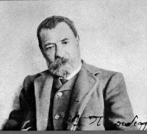 Φωτό: Αλέξανδρος Παπαδιαμάντης (Σκιάθος 4 Μαρτίου 1851 - Σκιάθος 3 Ιανουαρίου 1911)