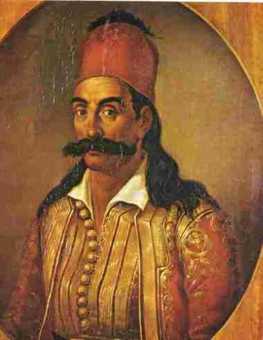 Ο Γεώργιος Καραϊσκάκης ή Καραΐσκος ήταν Έλληνας επαναστάτης, αρχικά υπήρξε σπουδαίος αρματωλός και στη συνέχεια κατέστη στρατηγός της Επανάστασης του 1821.