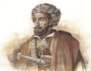 Ο Γιάννης Μακρυγιάννης (1797 - 1864) ήταν πολεμιστής, έμπορος, στρατηγός και ήρωας της Ελληνικής Επανάστασης του 1821.